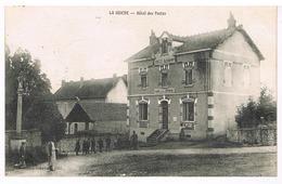 La Guiche - Hôtel Des Postes - Francia