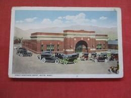Great Northern   Depot     Butte Montana >   Ref 3539 - Butte