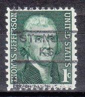 USA Precancel Vorausentwertung Preo, Locals Kansas, Stanley 852 - Vereinigte Staaten