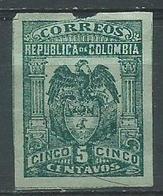 Timbre Colombie - Kolumbien