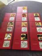 Meer Weten Over Kuifje En Zijn Personages - éditions Moulinsart 2007- 10 Stuks-Nederlandstalig - Kuifje Specials