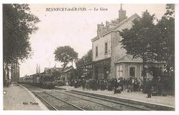Sennecey-le-Grand - La Gare - Francia