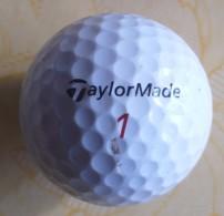 7 BALLES DE GOLF GALLAWAY 4 - 2 - 1 TAYLORMADE 1 DUNLOP ABIMEE  RANGE PIGUY SPORT - Golf