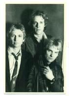 The Police Sting - Musica E Musicisti