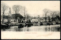 Enkhuizen, Oosterhaven, Vor 1905, Bakker Koo, - Enkhuizen