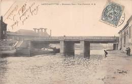 SAINT QUENTIN - Nouveau Pont - Vue D'amont - Saint Quentin