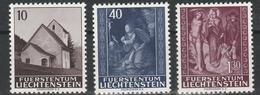 LIECHTENSTEIN  Xx  1964   MI 445-47    Postfrisch  -  Vedi  Foto ! - Liechtenstein