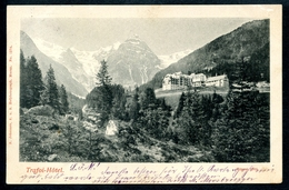 Trafoi - Hotel, 3.9.1901, Südtirol, Stilfs, Vinschgau - Bolzano (Bozen)