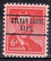 USA Precancel Vorausentwertung Preo, Locals Kansas, Sylvan Grove 734 - Vereinigte Staaten