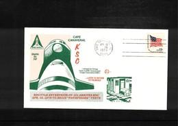 USA 1979 Space / Raumfahrt Space Shuttle Interesting Cover - Briefe U. Dokumente