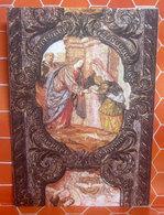 STENDARDO Arte Lombarda CARTOLINA  Viaggiata 1988 - Belle-Arti
