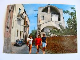 PROCIDA   VIA  PIZZAGO    NAPOLI   VIAGGIATA COME DA FOTO - Napoli