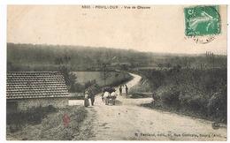 Pouilloux - Vue De Chaume - Francia