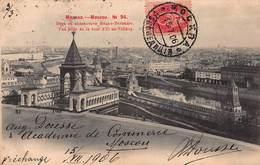 CPA MOSCOU  - Vue Prise De La Tour D' Iv An-Velikoy - Russia