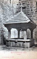 Château Du Haut-Kœnigsbourg  Citerne - France