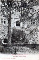 Château Du Haut-Kœnigsbourg  Entrée Du Grand Bastion - France