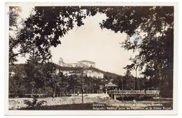 1937 YUGOSLAVIA, SERBIA, BELGRADE TO MATARUSKA BANJA, 04.08.1937, BRIDGE, TOPCIDER, ILLUSTRATED POSTCARD, USED - Yugoslavia