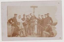 41372 -  Militaria -  Bourg-Léopold  Militaires  Avec Armes - Personaggi