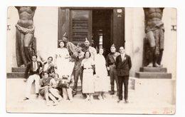 1934 YUGOSLAVIA, SARAJEVO, SOKOL SLET 28/29. 07.1934. PHOTOGRAPH, ILLUSTRATED POSTCARD - Yugoslavia