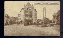Watermael Carrefour De La Rue Vander Elst ( A Voir ) - Watermael-Boitsfort - Watermaal-Bosvoorde