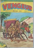 VENGEUR   N° 13 -  ARTIMA 1959 - Arédit & Artima