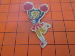 313i PIN'S PINS / Rare Et De Belle Qualité ! / Thème : PIN-UPS / BETTY BOOP POM-POM GIRL - Pin-ups