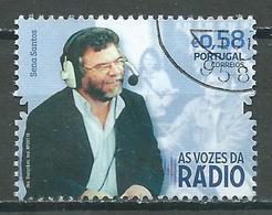 Portugal 2016 Sena Santos Les Voix De La Radio Oblitéré ° - 1910-... République