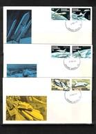 Grenada Grenadines 1978 Space / Raumfahrt  Space Shuttle Interesting Covers - Briefe U. Dokumente