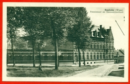 Sombeke (Waes) (Waasmunster): Pensionaat En Gemeenteschool - Waasmunster