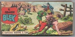 """Grande Blek """"Raccoltina Striscia (Ed. Dardo ) N. 40 - Bücher, Zeitschriften, Comics"""