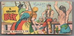 """Grande Blek """"Raccoltina Striscia (Ed. Dardo ) N. 42 - Bücher, Zeitschriften, Comics"""