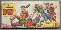 """Grande Blek """"Raccoltina Striscia (Ed. Dardo ) N. 45 - Bücher, Zeitschriften, Comics"""