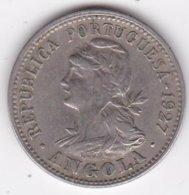 Colonie Portugaise, Angola, 20 Centavos / 4 Macutas 1927 . KM# 68 - Angola