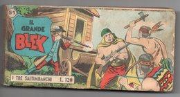"""Grande Blek """"Raccoltina Striscia (Ed. Dardo ) N. 51 - Bücher, Zeitschriften, Comics"""