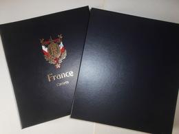Reliure + Etui DAVO Luxe France Carnets I (avec Pages Croix-Rouge 1952 à 1994) (Lot 307) - Albums & Bindwerk