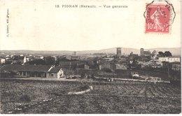 FR34 PIGNAN - Imbert 12 - Vue Générale - La Gare - Belle - France