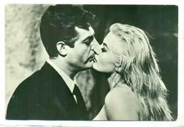 Marcello Mastroianni & Anita Ekberg Film La Dolce Vita Ca 1970 - Schauspieler