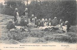 Broeders In Rust Na Den Oogst Abdij Der Trappisten Westmalle - Malle