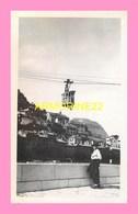 PHOTO DU TELEPHERIQUE A GRENOBLE EN 1947 - Orte