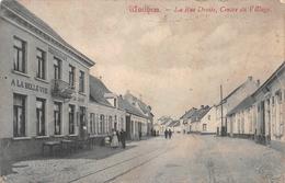 La Rue Droite Centre De Village Waelhem Walem - Mechelen