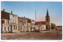 METZERVISSE QUARTIER DE L'EGLISE - Autres Communes