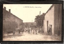 Frettes Rue De Pizot - Frankreich