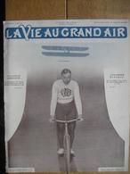 1910 BOXE : MATCH Jim SULLIVAN-Tom THOMAS/Mort De JOHNSTONE/AVIATION EN ALLEMAGNE : JEANNIN - Books, Magazines, Comics