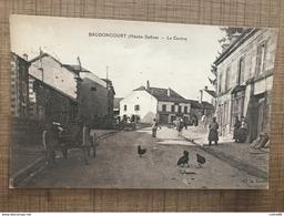 BAUDONCOURT Le Centre - Other Municipalities