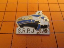 413a PIN'S PINS / Rare Et De Belle Qualité ! / Thème : POLICE / SRPJ LILLE Mets Le Gyro , Y'a Apéro !!! - Police