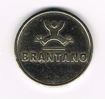 //  WINKELWAGENPENNING  BRANTANO - Professionnels / De Société