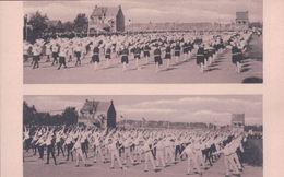 Het 30e Noordergouwfeest Te Contich (20626) 4 Twee Kijkjes Op De Gezamelijke Vrije Oefeningen - Kontich