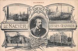 De Naeyer Et Ses Oeuvres  WILLEBROEK - Willebroek