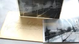 Boulay Bolchen Ancienne Plaque De Verre Photographique De LOUIS STENGER Les Trois églises Année 22 11 1902 - Boulay Moselle