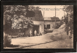 Frettes: Rue Du Rang - Francia